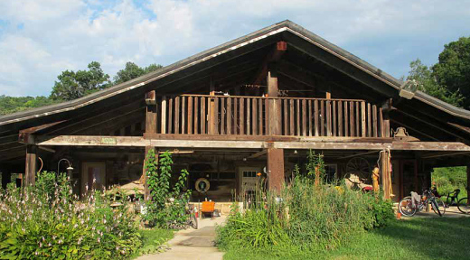 The Steuben Lodge and Mother Earth Green Center